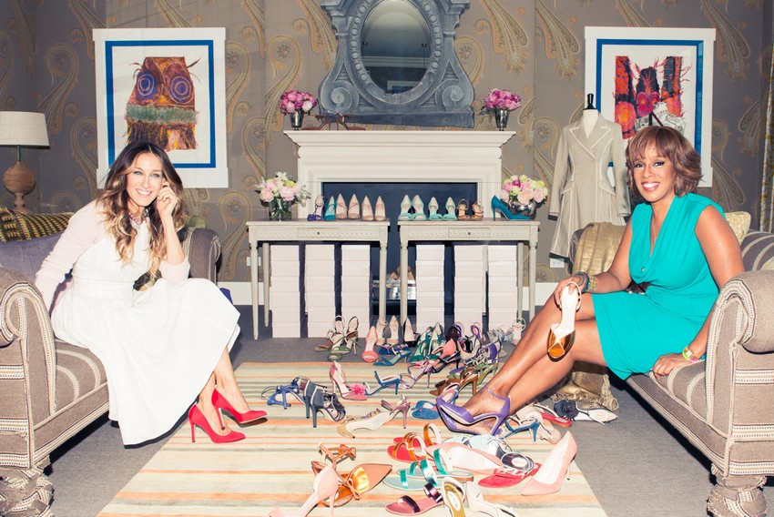 Sarah Jessica Parker Designs Shoes for Tome | Image Source: https://chicandsuccessful.files.wordpress.com/