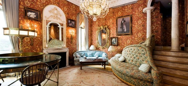 Inside Joan Rivers' $28 million Penthouse In New York