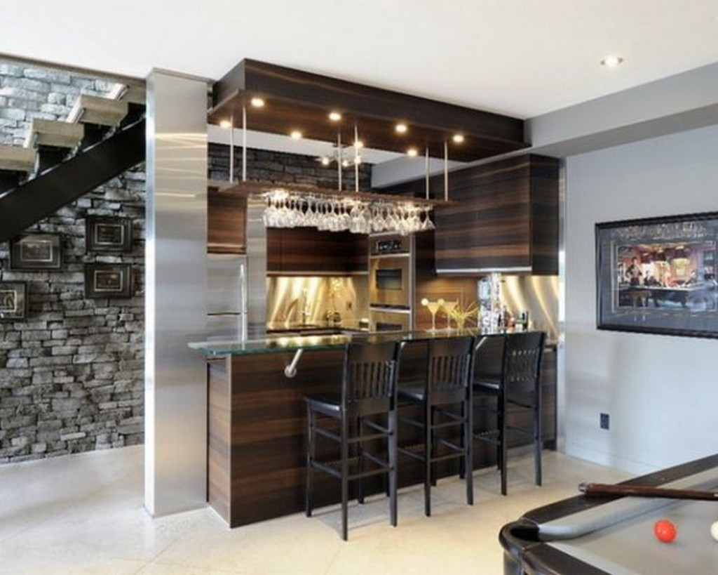 Luxurious Home Bar Design Ideas For A Modern Home Part 86