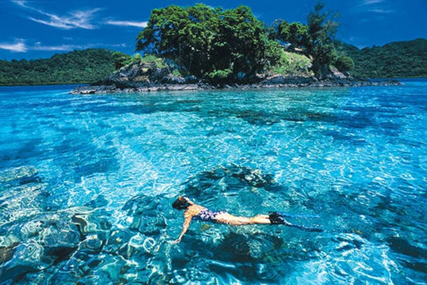 You Will Want to Check-in at Fiji's Top Rated Resort | Snorkeling in Fiji