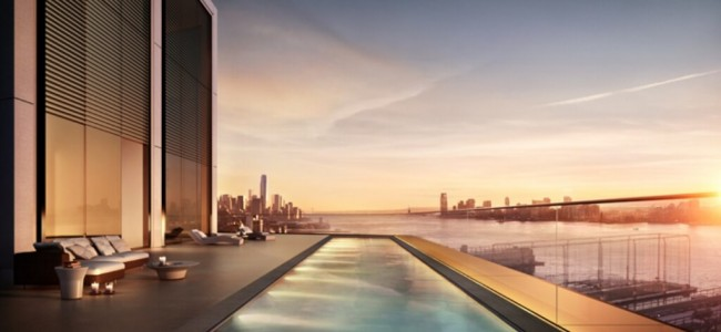 This $ 50 million Manhattan Penthouse Is On The Market
