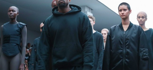 The Adidas x Kanye West Show Was the Real Deal of New York Fashion Week