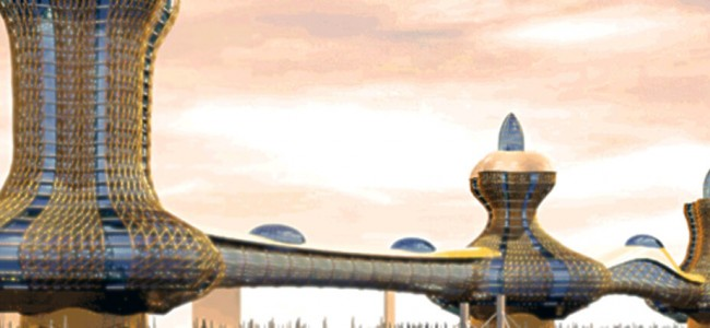 The Aladdin City from Dubai is set to Build Next Year