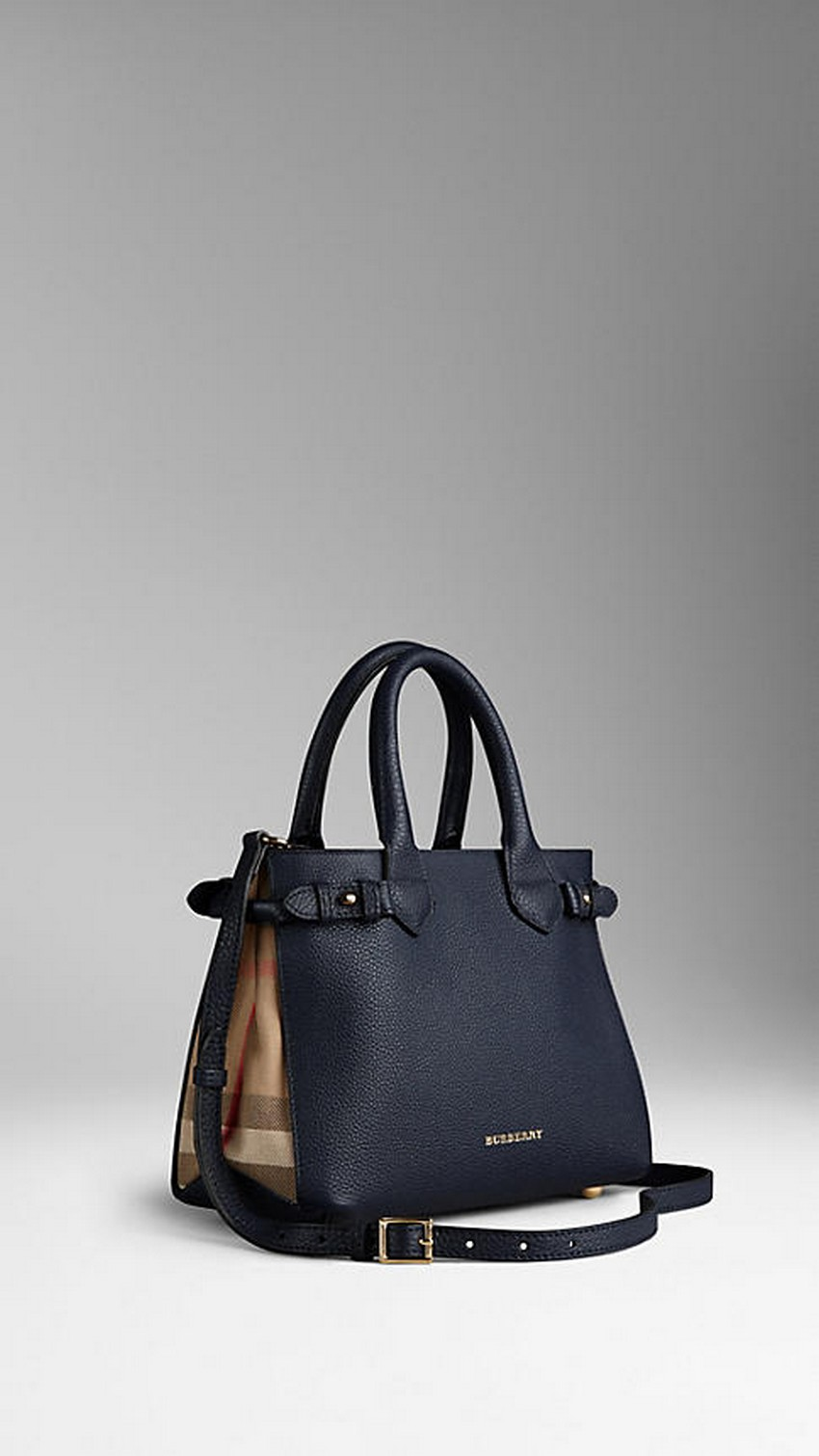 The Banner Bag from Burberry Sells For More Than $2,000 | Image Source: sg.burberry.com