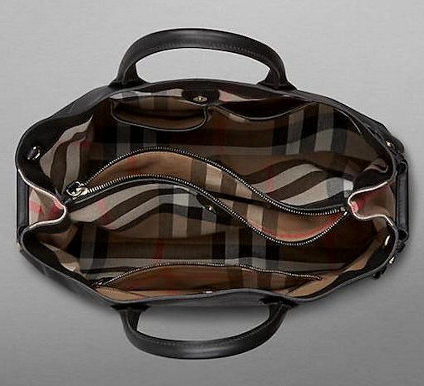 The Banner Bag from Burberry Sells For More Than $2,000 | Image Source: purseholic.com