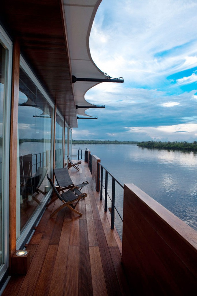 The Luxurious Riverboat That Lets You Explore the Amazon in Style