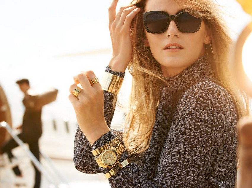 The Michael Kors Wearable Tech Devices Will Be Vital | Image Source: styleworldcollection.com