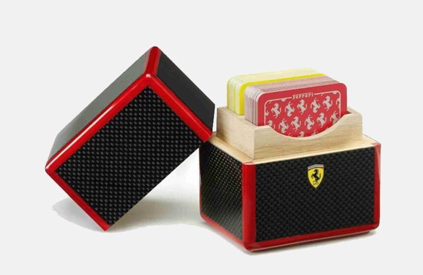 The New Ferrari Lifestyle Collection is Absolutely Amazing!