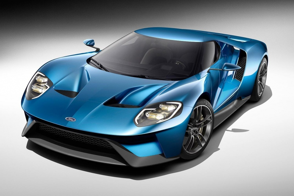 The New Ford GT Will Take Your Breath Away