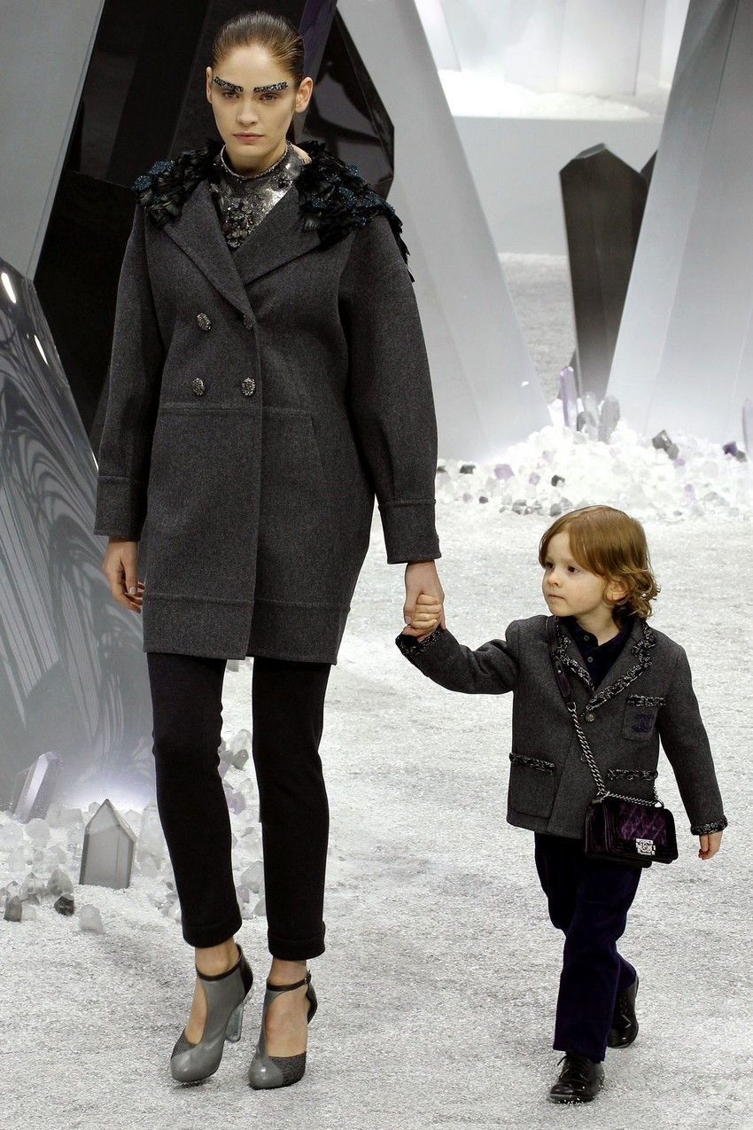 The New Karl Lagerfeld Kids Line Goes Rock'n'Roll | Image Source: www.condenast.co.uk