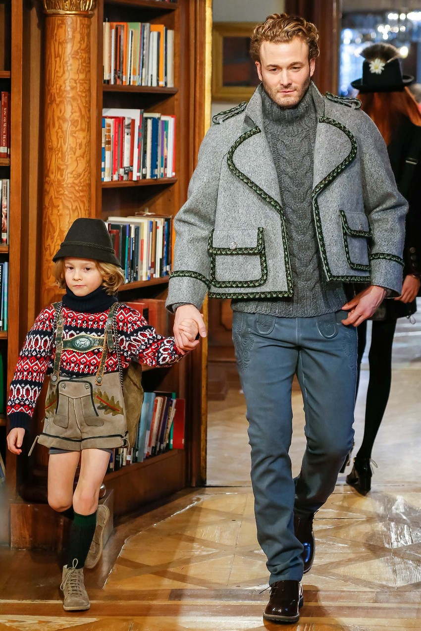 The New Karl Lagerfeld Kids Line Goes Rock'n'Roll | Image Source: www.fordmodelsblog.com