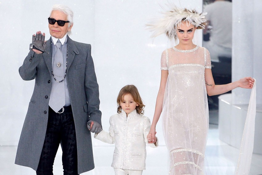 The New Karl Lagerfeld Kids Line Goes Rock'n'Roll | Image Source: thenypost.files.wordpress.com