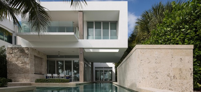 Step Inside The Perfectly Designed Biscayne Bay Residence