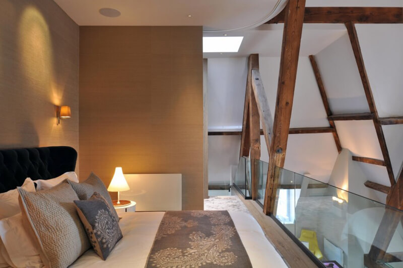 The St Pancras Penthouse 1Designed by TG STudio