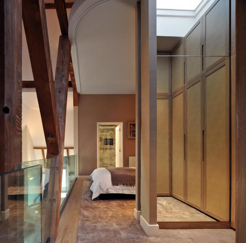 The St Pancras Penthouse Designed by TG STudio 3