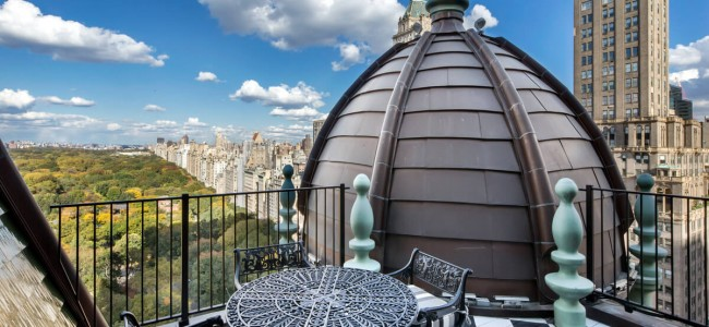 Step Inside Tommy Hilfiger's $ 80 Million Duplex Penthouse In Manhattan