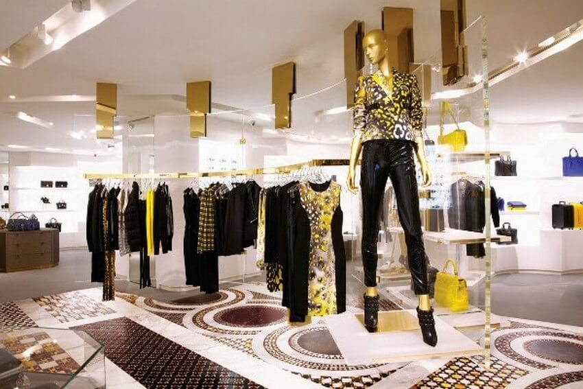 10 Extremely Exclusive Boutiques Worth Traveling for | Versace in Rome