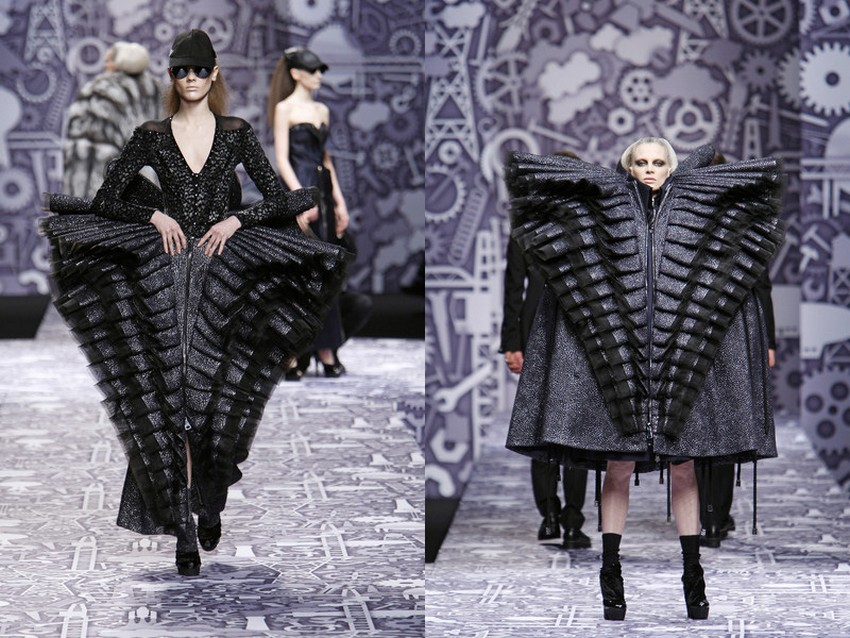 Why Viktor & Rolf Give Up on Ready-to-Wear | Image Source: chocoladesign.com