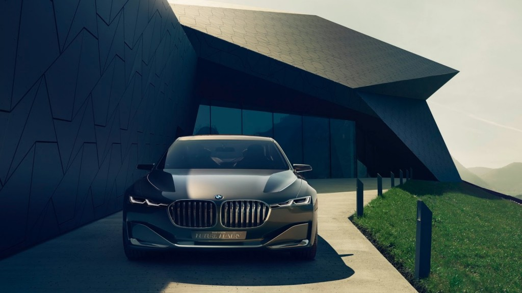 Will This Be the New BMW 7-Series?