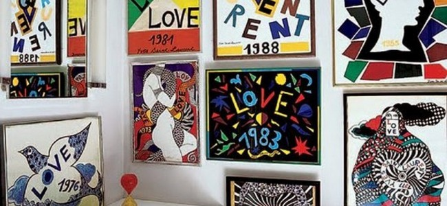 YSL-Love-Posters