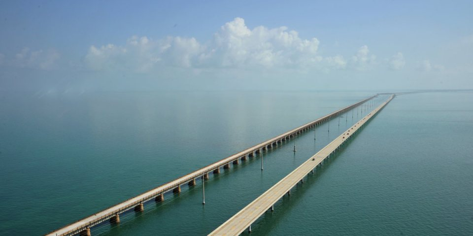 Florida Keys Bridge via masrawy.com
