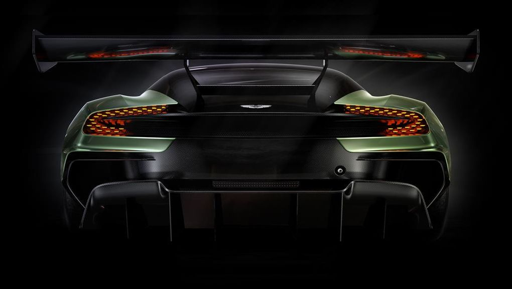 Meet Aston Marin's Craziest Car Ever: The Vulcan