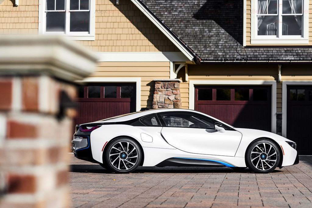 These 10 Photos Will Make You Want to Buy a BMW i8