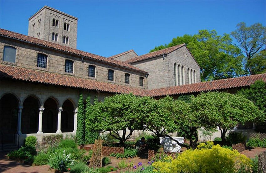 6.The Cloisters | 10 Extraordinary Romantic Places in New York
