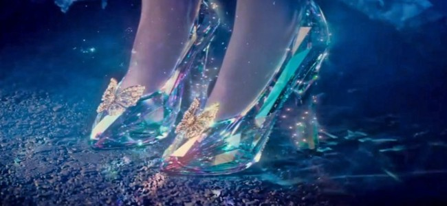 High Class Designers Reinvent Cinderella's Glass Slipper