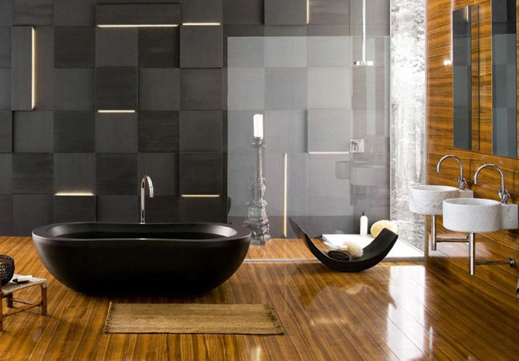 Via Marrokal.com Luxurious Bathroom Design Ideas For Your Modern Home