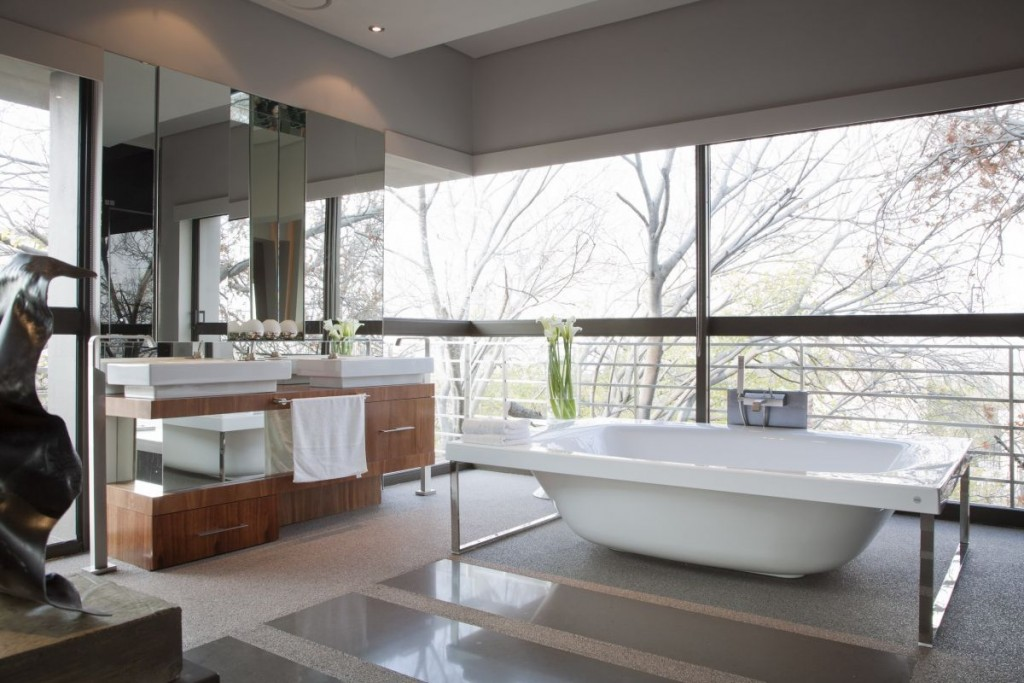 Luxurious Bathroom Design Ideas for Your Modern Home