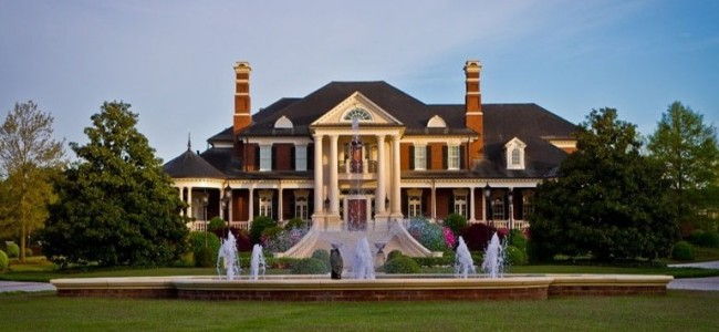 This $ 14 Million Georgia Mansion Can Be Your Future Dream House