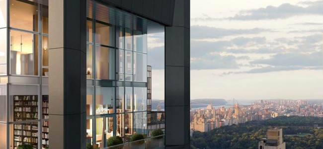 Inside Baccarat's $ 60 Million Penthouse In Manhattan