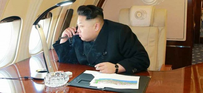 Inside North Korean Leader Kim Jong-Un's Luxury Private Jet