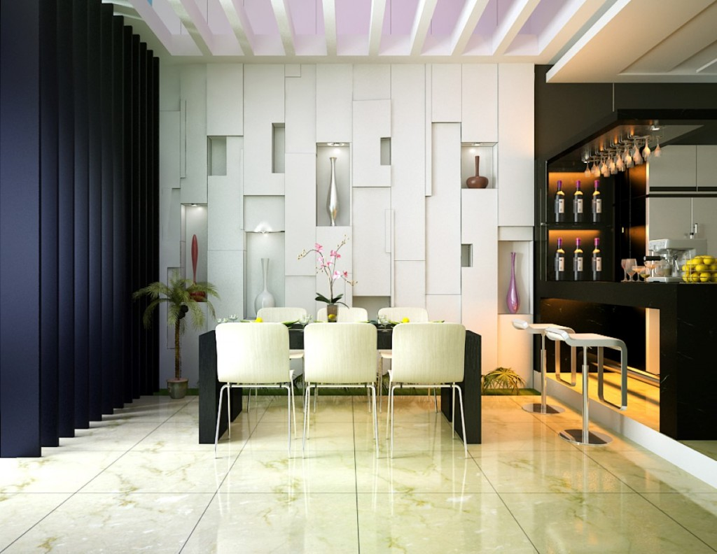 Luxurious Home Bar Design Ideas for a Modern Home