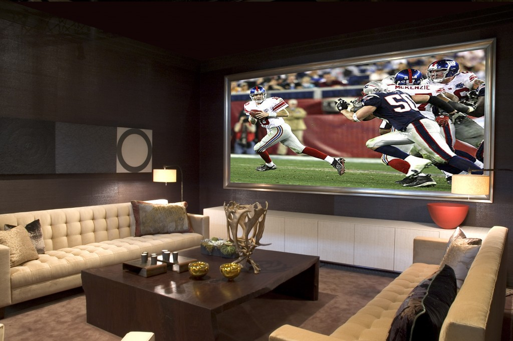 Home Theater Design Ideas for Your Modern Home