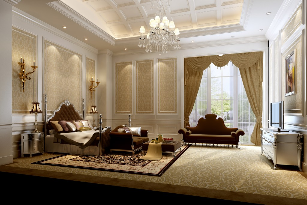 Exceptionnel Luxurious Bedroom Design Ideas For A Modern Home