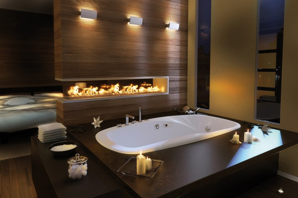 15 Luxury Bathroom Pictures to Inspire You Aluxcom