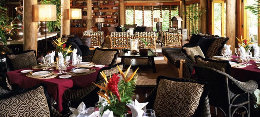 You Will Want to Check-in at Fiji's Top Rated Resort | Main Restaurant