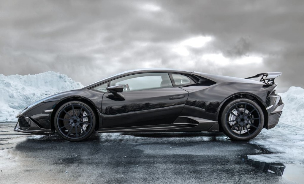 Mansory Refines the Lamborghini Huracán to the Highest Level