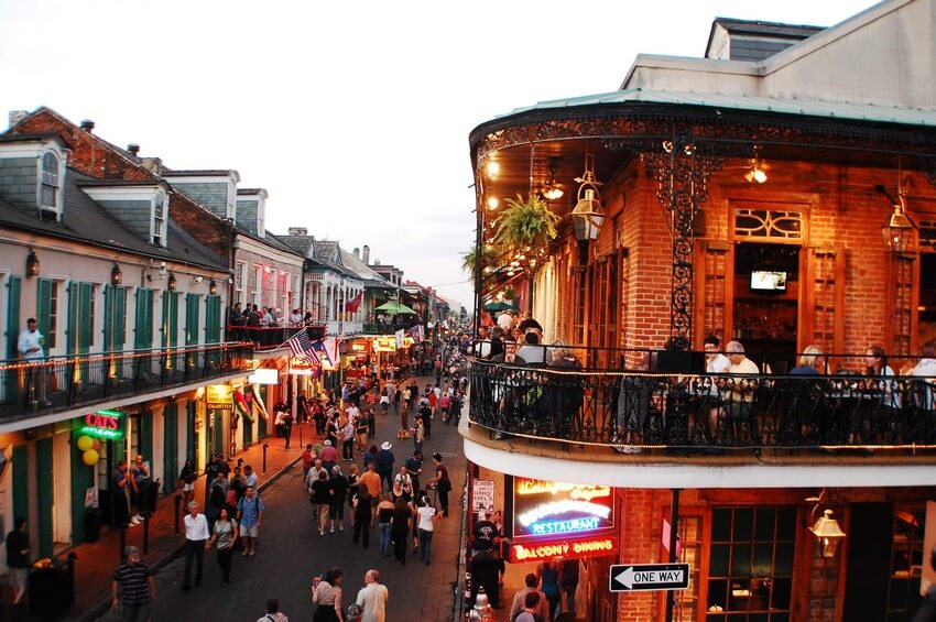 10 Beautiful Places You Have to Visit this Spring | New Orleans, Louisiana