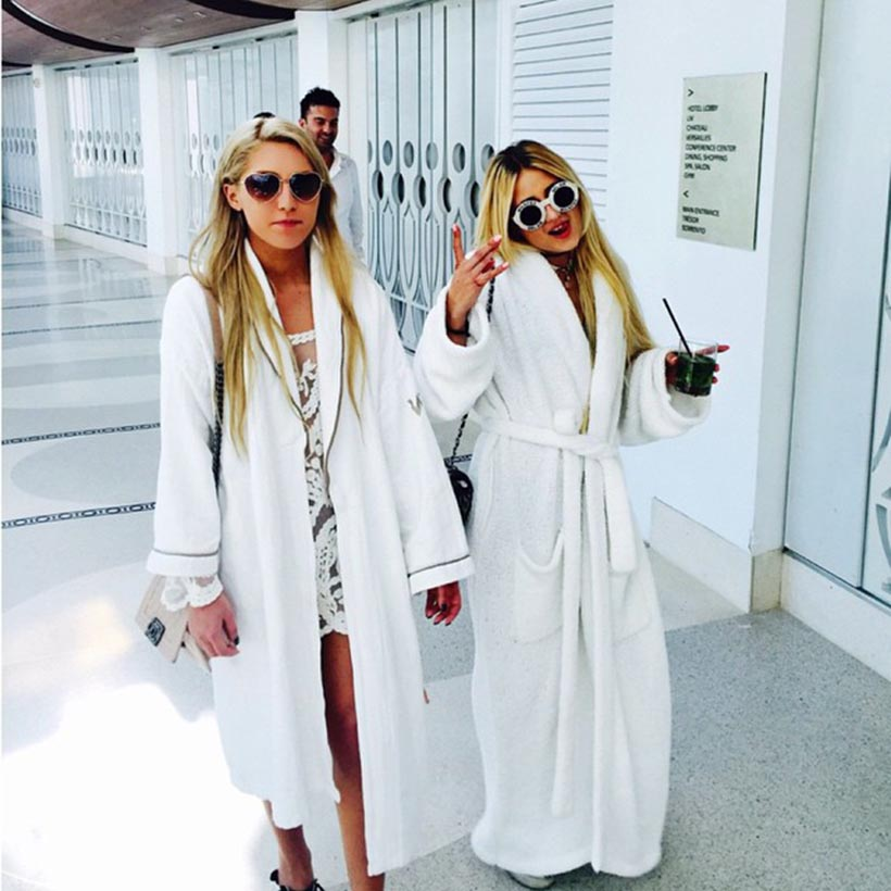 rich kids of instagram respond to haters lana and stephanie ealuxe