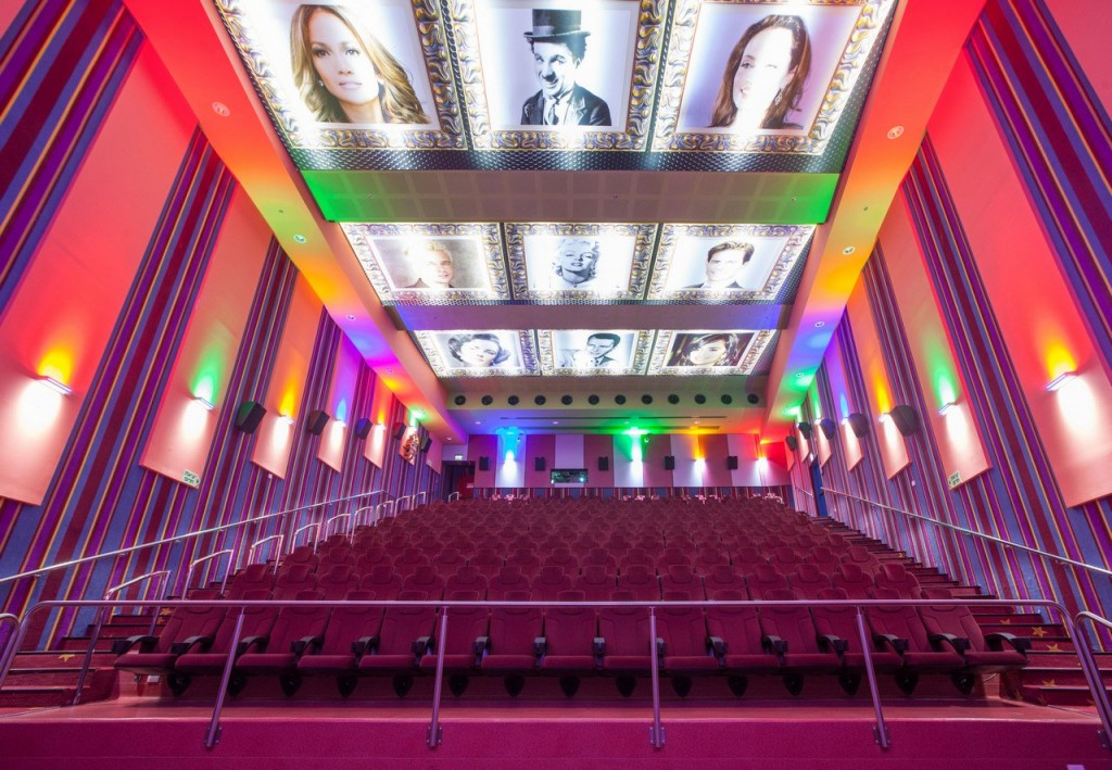 10 Coolest Cinemas You Will Want to See a Movie At