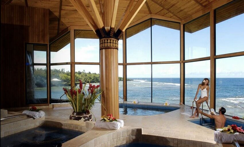 You Will Want to Check-in at Fiji's Top Rated Resort | Spa