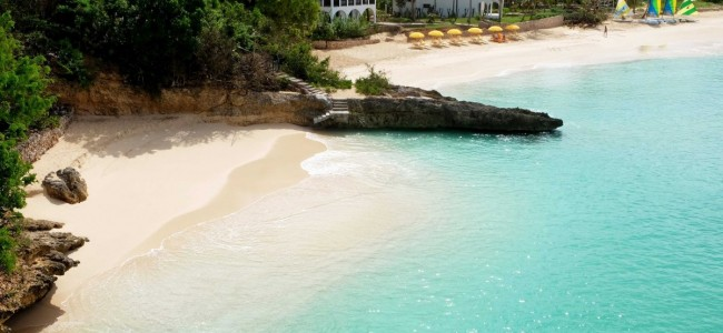 Step Inside One of the Finest Resorts in the Caribbean