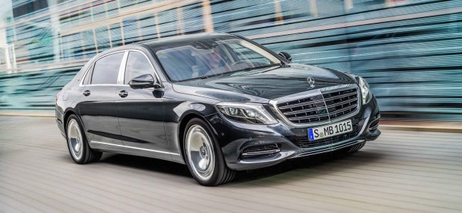 The Brand New and Ultra Luxurious Mercedes-Maybach S600