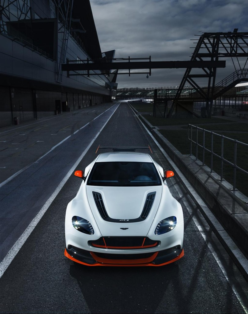 Have You Seen the New Aston Martin Vantage GT3 Special Edition?