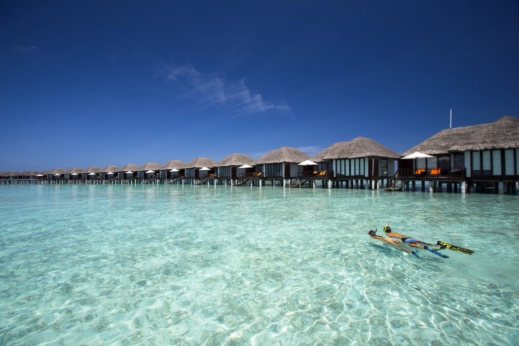 This Island Resort in the Maldives is the Perfect Vacation Spot