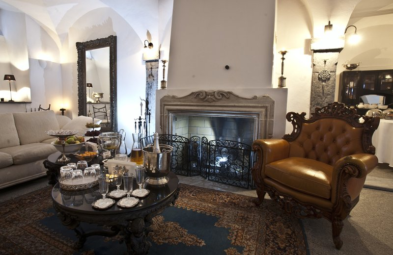 Magnificent 16th-Century Mansion in Slovenia: Antiq Palace Hotel & Spa