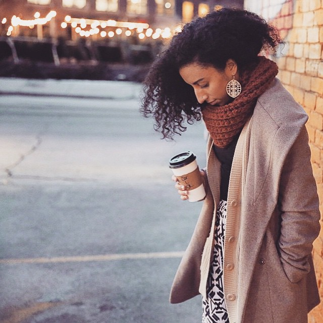 This Instagram Account Only Posts Women Drinking Coffee